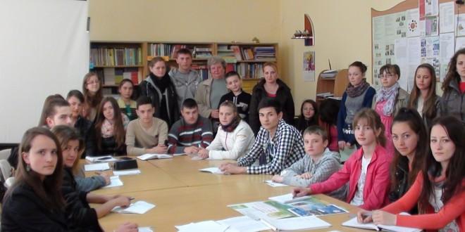 Consiliul elevilor 2013-2014